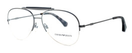 Emporio Armani Designer Eyeglasses EA1020-3003 in Gunmetal 57 mm :: Progressive