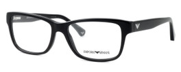 Emporio Armani Designer Eyeglasses EA3051-5017 in Black :: Progressive