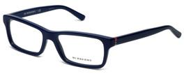 Burberry Designer Eyeglasses B2187-3514 in Blue 53mm :: Progressive