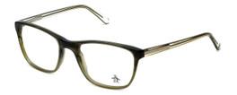 Original Penguin Designer Eyeglasses The Anderson in Olive 52mm :: Rx Bi-Focal