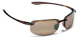 Maui Jim Reader HO'OKIPA Tortoise Polarized Bi-Focal Sunglasses