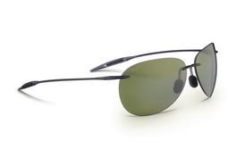 Maui Jim SUGAR BEACH Trans Smoke Grey & Maui High Transmission ™ Polarized Sunglasses