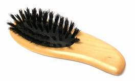 Speert Handmade Wooden Boar Brush DB14P
