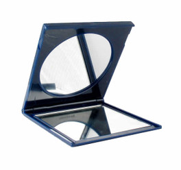 Speert Handmade European Magnifying Mirrors Model 8112 in Navy