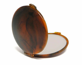 Speert Handmade European Magnifying Mirrors Model 7200 in Tortoise
