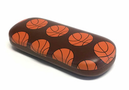 Calabria Sports Themed Kid's Hard Case Basketball