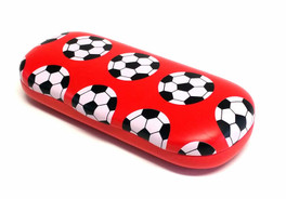 Calabria Sports Themed Kid's Hard Case Soccer