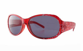 Calabria Kids Designer Sunglasses 6731AF in Red