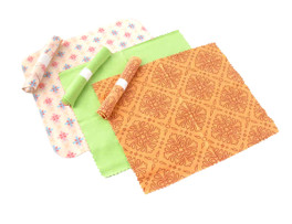 Hilco Cleaning Cloths ; 3 Pack