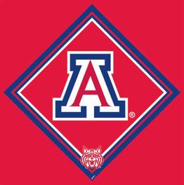University of Arizona Cleaning Cloth