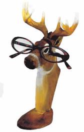 Deer Peeper Eyeglass Holder Stand