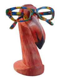 Flamingo Peeper Eyeglass Holder Stand
