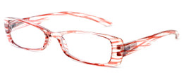 Artis Occhiali Dali Rosso Designer Reading Glasses