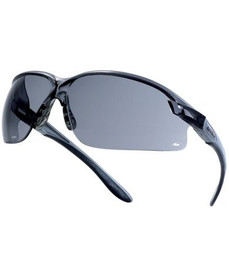Bolle Axis Rimless Safety Glass in Grey Lens