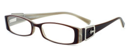 Calabria Designer Reading Glasses 814 Nutmeg