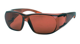 Calabria SG8533DR Over Sunglasses in Copper Lens