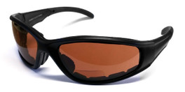 Calabria 23BF Bi-Focal Safety Glasses UV Protection in Copper