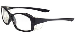 Global Vision Eyewear RX Safety Series OP7 in Black