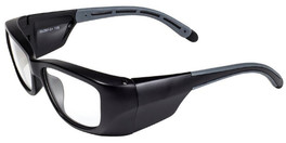 Global Vision Eyewear RX Safety Series Y27EOP01 in Black