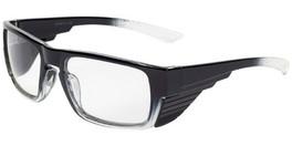 Global Vision Eyewear Full Lens RX Safety Series OP15 in Black-Gradient