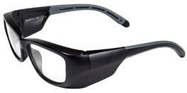 Global Vision Eyewear Full Lens RX Safety Series Y27EOP01 in Black