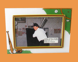 Speert Sports Photo Frame Baseball Theme (Horizontal)