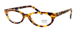 Hilary Duff HD122367-112 Designer Reading Glasses in Tortoise