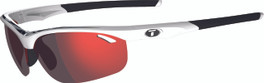 Tifosi High Performance Sunglasses Veloce in White-Black with 3 Lens Set