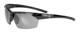 Tifosi High Performance Sunglasses Jet FC in Gloss-Black & Smoke Lens