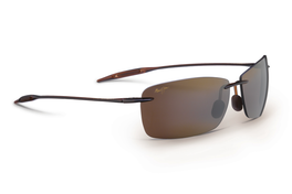 Maui Jim LIGHTHOUSE Rootbeer & HCL® Bronze Polarized Sunglasses