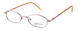 Calabria Kids Fit MetalFlex Designer Reading Glasses XX in Pink