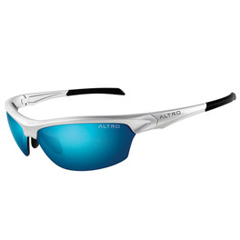 Altro Optics Designer Sunglasses Intense 90400677 in Matallic-Silver 70mm