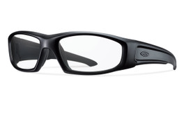 Smith Optics HUDSON ELITE in BLACK & CLEAR Lens