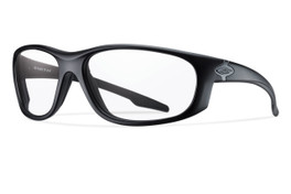 Smith Optics CHAMBER ELITE in BLACK & CLEAR Lens