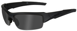 Wiley X WX Valor in Matte Black w/ Grey Lens
