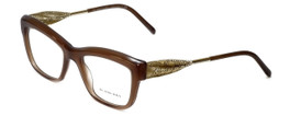 Burberry Designer Eyeglasses BE2211-3173 in Brown 51mm :: Rx Single Vision