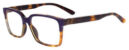 42c9dccae0a Oakley Designer Eyeglasses Confession OX1128-0252 in Purple-Tortoise 52mm     Progressive