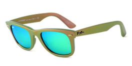 "Ray-Ban ® 2140-611019 Designer Sunglasses Classic Wayfarer Special Edition ""Cosmo"" JUPITER Color"