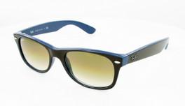 Ray-Ban ® 2132-874/51 52 mm New Wayfarer Designer Sunglasses