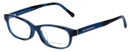 Burberry Designer Reading Glasses BE2202F-3546 in Spotted-Blue 52mm