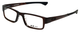 Oakley Designer Reading Glasses Airdrop OX8046-0651 in Rootbeer 51mm