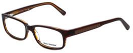 Marc Hunter Designer Reading Glasses MH7300-BRN in Brown 52mm