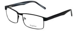 Big and Tall Designer Eyeglasses Big-And-Tall-15-Matte-Black in Matte Black 60mm :: Rx Single Vision