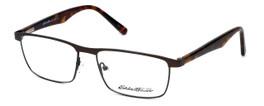 Eddie Bauer Designer Reading Glasses EB8384 in Brown 56mm
