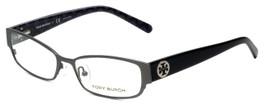 Tory Burch Designer Reading Glasses TY1001-292 in Gunmetal 52mm