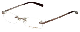 Tory Burch Designer Reading Glasses TY1005-297 in Blush Pink 52mm