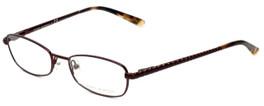 Tory Burch Designer Reading Glasses TY1009-147 in Purple Havana 51mm