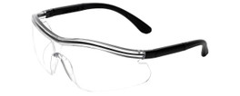 Calabria STS-016CL Clear Safety Glasses