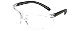Calabria STS-2018CL Clear Safety Glasses