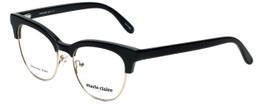 Marie Claire Designer Reading Glasses MC6247-BKG in Black Gold 51mm